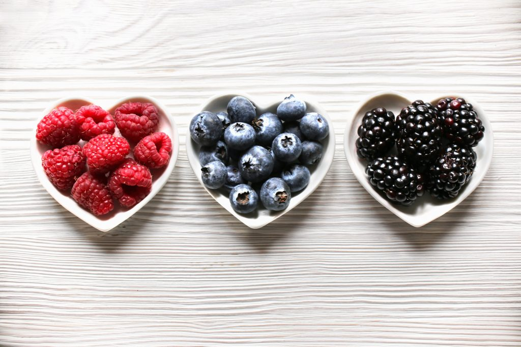 The best way to have a healthy heart is to eat a healthy diet.