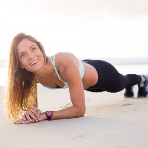Trim Belly Fat, Drop Pounds, and Improve Posture with One Easy Exercise