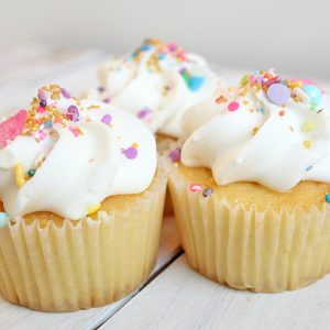 Mother's Day Recipe: Delight Mom with Delicious Cupcakes!