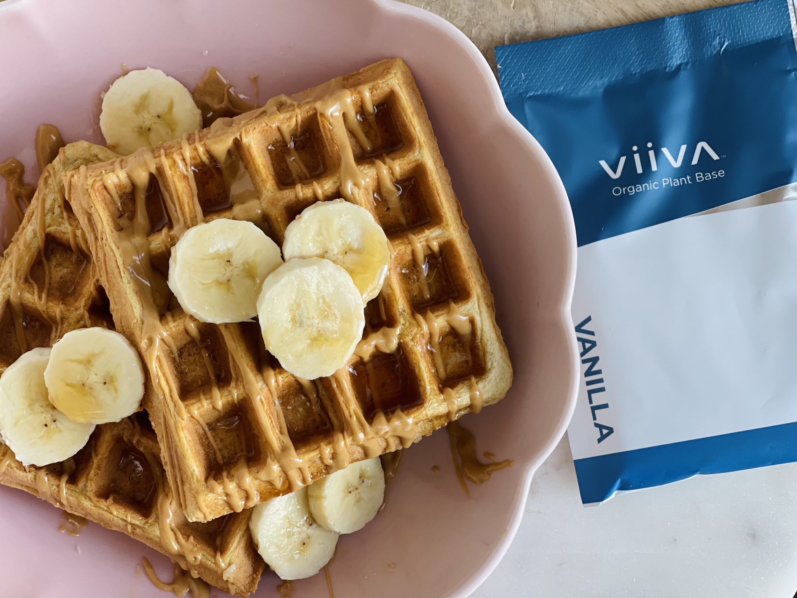 Wake up to Delicious Protein Waffles with this Breakfast Recipe