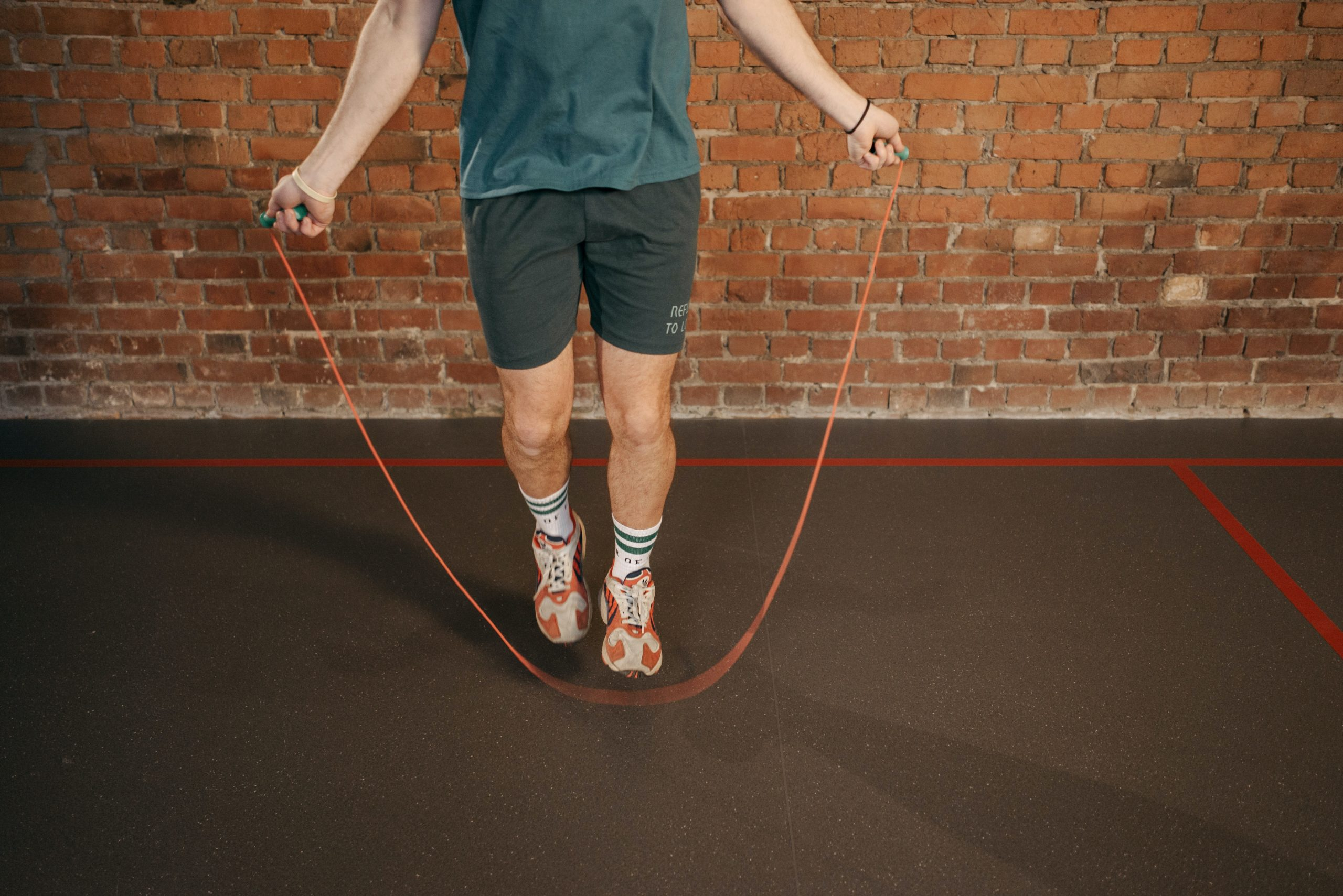 Lose Belly Fat Fast with this 15-Minute Jump Rope Workout