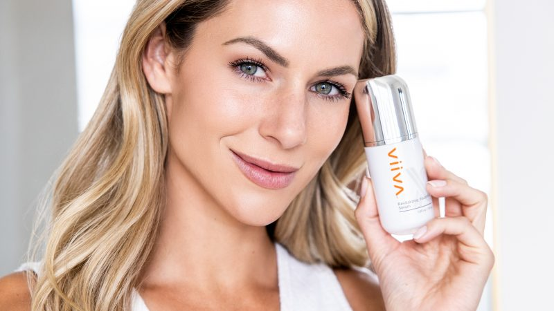 Discover Radiant Skin with VIIVA's Revitalizing Youthful Serum
